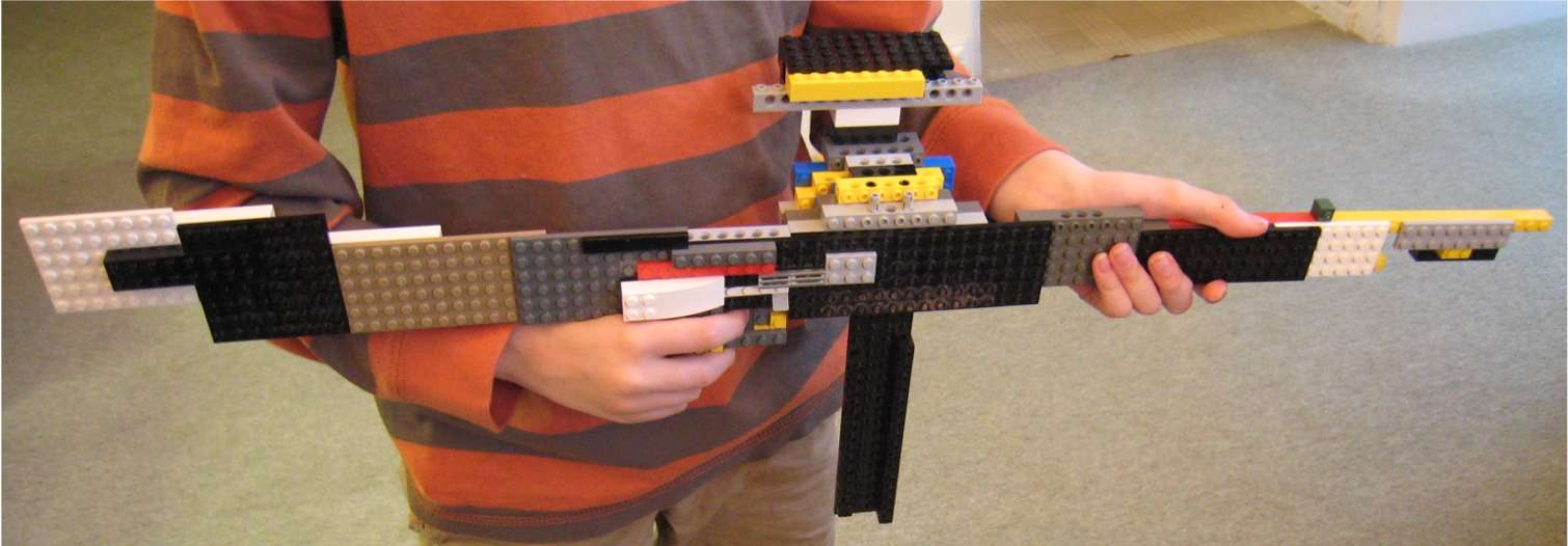 "Lego My Gun"" Charges Dropped mockfactor10"