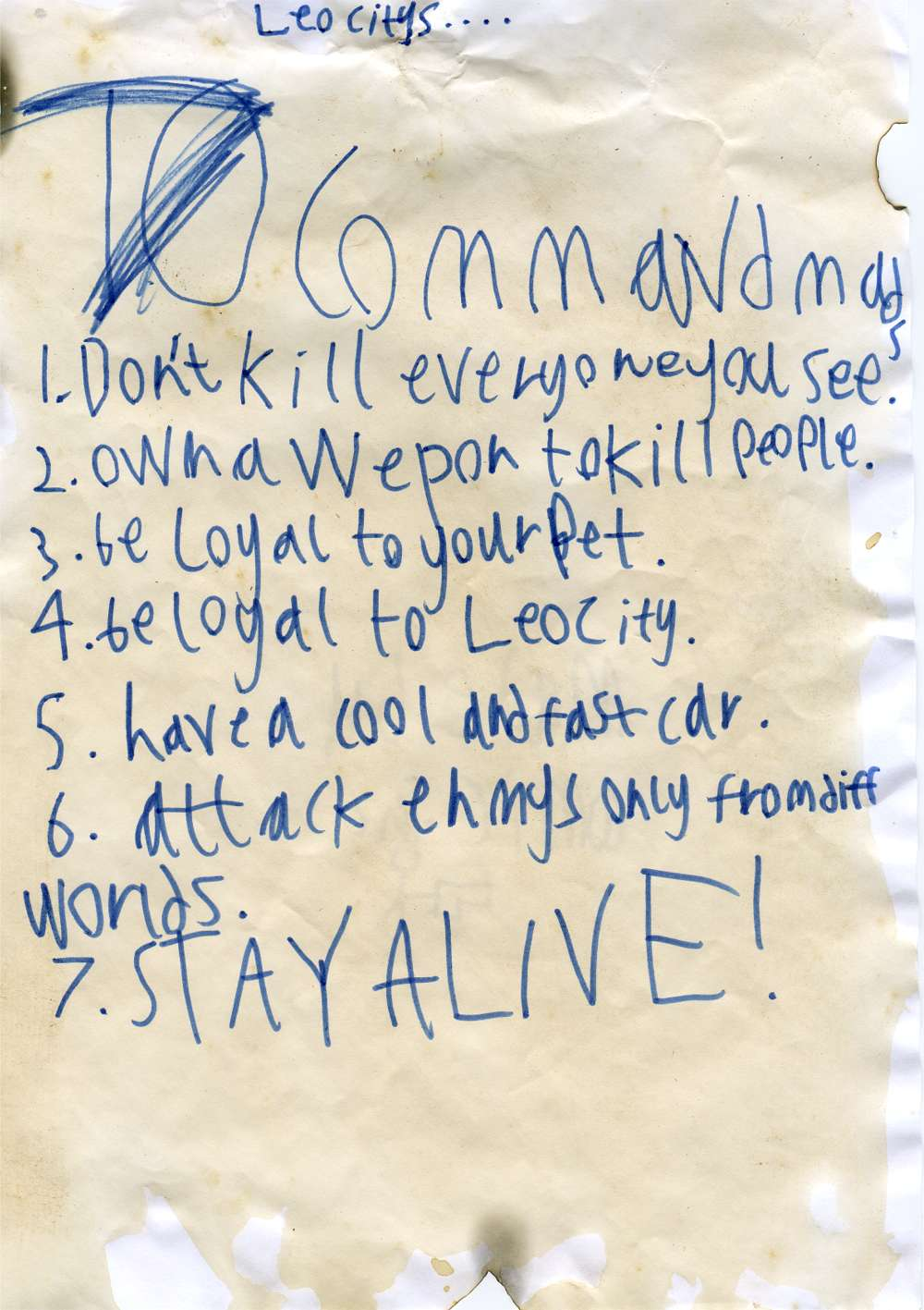 animal farm seven commandments pdf